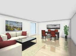 Living Dining Room Ideas 7 Small Room Ideas That Work Big Roomsketcher
