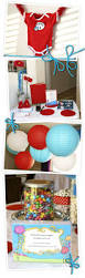 dr seuss baby shower simply styled home