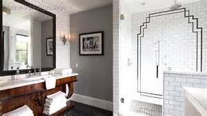 white tile art deco bathroom ideas vintage bathroom modern
