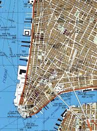 map of new york ny maps provide window into secret soviet plan for world