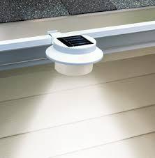 Best Solar Powered Outdoor Lights White Clip On Gutter Solar Security Light Solar Led Solar And