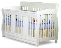 White Convertible Baby Crib Baby Crib Foundations Baby Cribs