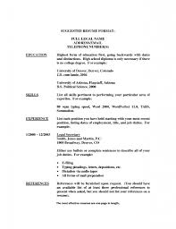 Executive Secretary Resume Sample by Secretary Duties For Resume Resume For Your Job Application