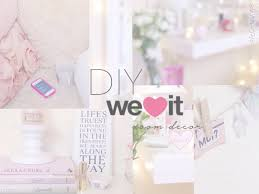Chanel Inspired Home Decor Diy Weheartit Inspired Room Decor Floral Princess Youtube