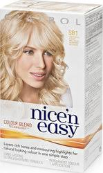 nicen easy color chart clairol hair dyes compare prices on scrooge co uk