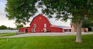 Red Barn Boarding Red Barn Guest Ranch Weddings Corporate Events