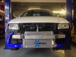 audi 1 8 l turbo airtec audi s3 1 8t quattro front mount intercooler conversion kit