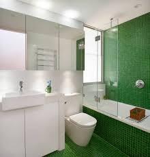 bathroom light green mosaic tiles green subway tile ceramic