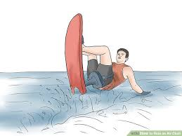 Chair Lifting Experiment How To Ride An Air Chair With Pictures Wikihow