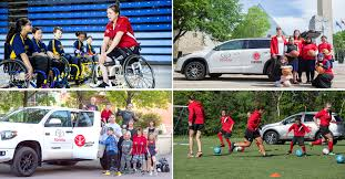 lexus canada sponsorship toyota u0027s line up to include four of canada u0027s national sports