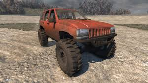 racing jeep grand cherokee jeep grand cherokee trail for beamng drive