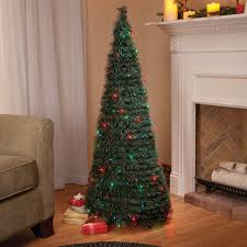 pull up tree with lights home design ideas