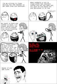 beard coffee rage comics know your meme