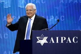 Seeking What S Your Deal Ambassador David Friedman I Was Misquoted On Abbas Replacement