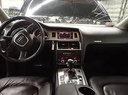 audi q7 interior parts used 2009 audi q7 interior parts for sale