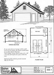 download building plans for two car garage adhome