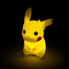 light up pikachu thinkgeek