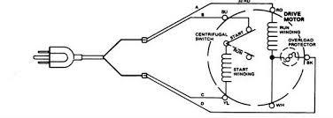 spin dryer motor wiring diagram diagram wiring diagrams for diy