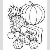 junk food coloring pages cndaily