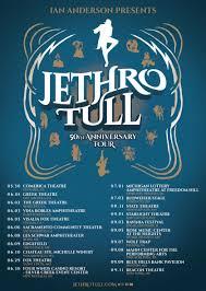 jethro tull 50th anniversary usa dates announced jethro tull