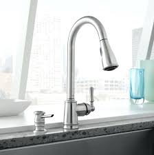 brushed nickel faucets kitchen costco kitchen faucets bloomingcactus me