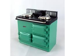 dolls house kitchen furniture 1 12 reutter kitchen furniture green aga stove oven reutter