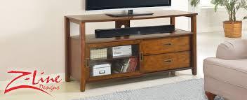 Line Desk Z Line Designs Tv Stands U0026 Computer Desks Abt