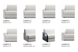 lampo sofa bed with lampolet mechanism