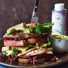 thanksgiving leftovers sandwich la tourangelle