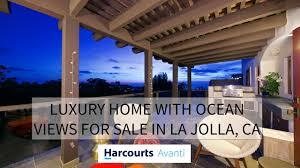 La Jolla Luxury Homes by Luxury Home For Sale In La Jolla 1633 Mecca Drive Youtube