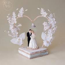 wedding toppers wedding cakes wedding cake heart toppers acrylic heart wedding