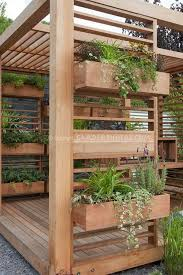 Pergola Backyard Ideas 156 Best Back Yards Images On Pinterest Backyard Ideas