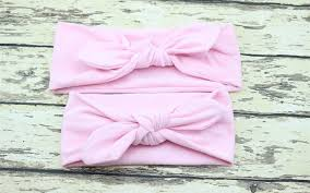 top knot headband aliexpress buy and me boho turban headband pair set top