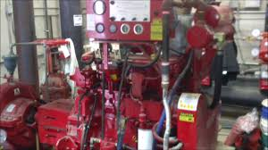 national diesel deutz fire pump youtube