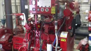 national diesel deutz fire pump youtube