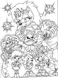 sonic underground coloring pages sonic runs coloring pages for