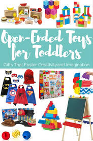 For Toddlers Open Ended Toys For Toddlers Gifts That Encourage Imaginative