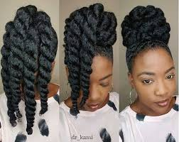updo hairstyles with big twist 10 beautiful natural hair updos trending this year