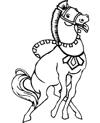 horse coloring pages print 2 coloring ville