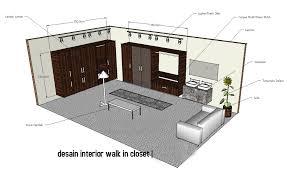 trends home modern desain interior walk in closet minimalist
