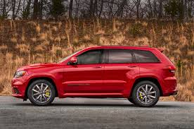 rhino jeep grand cherokee 2018 jeep grand cherokee trackhawk first look hell cheetah f3news