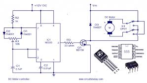 wiring diagram block diagram of dc motor speed 24v