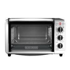 Hamilton Beach 6 Slice Convection Toaster Oven Black Decker 6 Slice Silver Toaster Oven To3230sbd The Home Depot