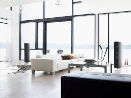 27 beautiful black and white interior design living room