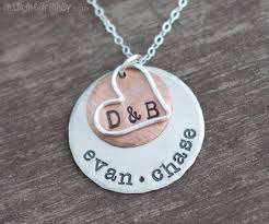 Mothers Necklaces With Children S Names Best 25 Personalized Jewelry Ideas On Pinterest Personalized