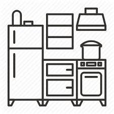 kitchen icon cook cooking food fridge home kitchen icon icon search engine
