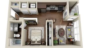 Multi Unit Apartment Floor Plans 3dplans Com