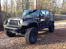 jeep jku lifted show me 2 5 inch lift with 33s page 2
