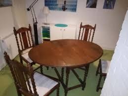 sitzgruppe esszimmer tisch mit 4 stühlen sitzgruppe esszimmer in berlin steglitz