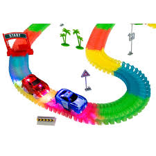 light up car track as seen on tv magic tracks super set magic tracks uk